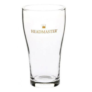 Picture of Crown Conical Headmaster Nucleated Beer Glass 425ml (27/5)