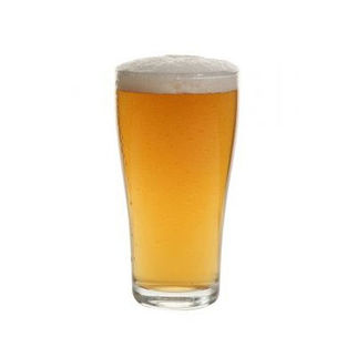Picture of Crowntuff Conical Beer Glass 285ml (30/7)