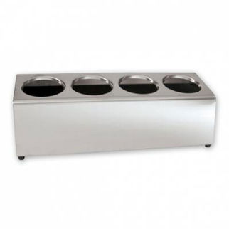 Picture of Cutlery Holder 4 In A Row 490x175x180mmmm