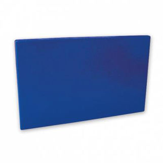 Picture of Cutting Board Pe Blue 450x300x13mm