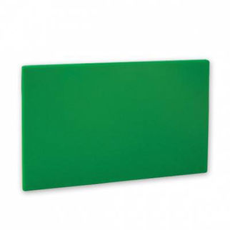 Picture of Cutting Board Pe 1 Board Green 530x325x20