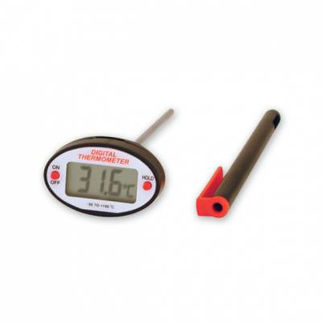 Picture of Digital Thermometer Oval Head