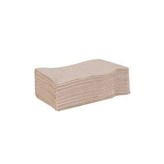 Picture of Napkin Dinner Recycled 2ply Carton 1000 (1/8 Fold)