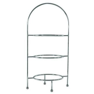 Picture of Display Stand Round 3 Tier 620mm