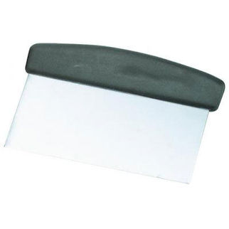 Picture of Dough Scraper With Plastic Handle 75mm 150mm