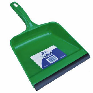 Picture of Edco Dust Pan Green