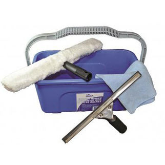 Picture of Edco Window Cleaning Kit with 11L Bucket