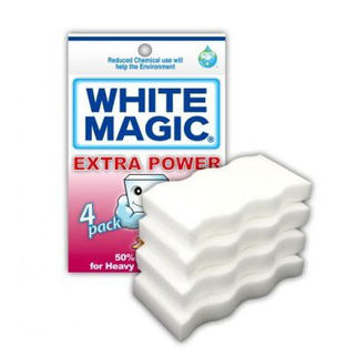 Picture of Extra Power White Magic Sponge