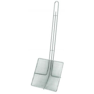 Picture of Fine Mesh Chrome Plate Square 170mm