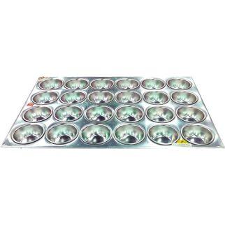 Picture of Fisko Muffin Sheet Aluminium  24 cup tray