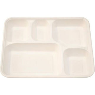 Picture of Five Deep Compartment Tray set of 400