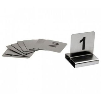Picture of Flat Table Numbers 31-40