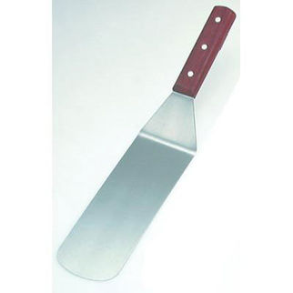 Picture of Flexible Turner With Wood Handle 240x75mm