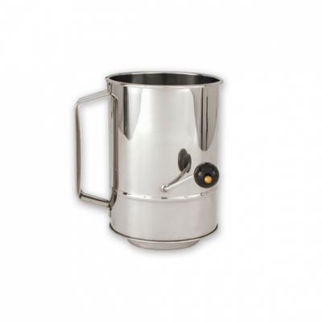 Picture of Flour Sifter Stainless Steel  5 cup