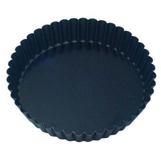 Picture of Fluted Cake Pan Loose Base 180mm