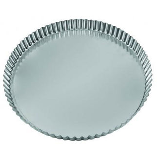 Picture of Fluted Quiche Pan With Loose Base Guery 200mm