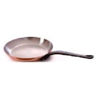 Picture of Frypan 3 Ply Copper 260x40mm Series 5300 Paderno