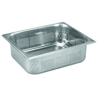Picture of Gastronorm Pan Half Size Perforated 40mm