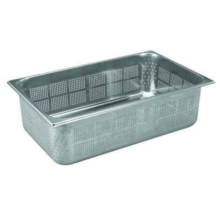 Picture of Gastronorm Perforated 1/1 Size Pan 200mm