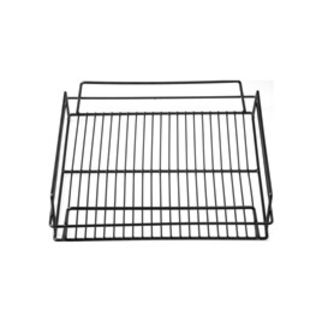 Picture of Glass Basket 17x14inch black
