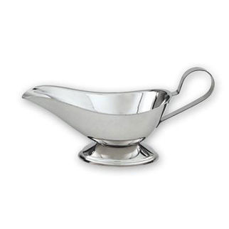 Picture of Gravy Boat 18 10 Stainless Steel 285ml