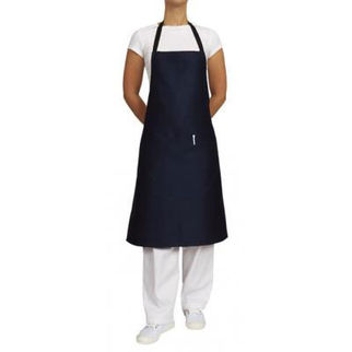 Picture of Heavy Weight Drill Apron With Pocket White
