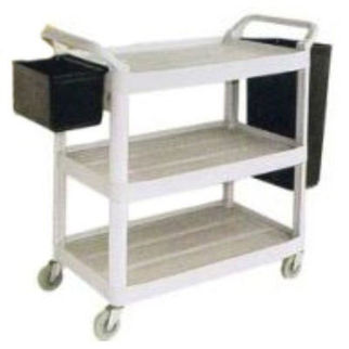 Picture of Hyklene Large 3 Tier Utility Service Cart Service Cart