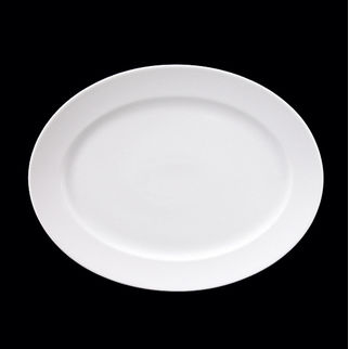 Picture of Ilona Supervitrified Oval Platter