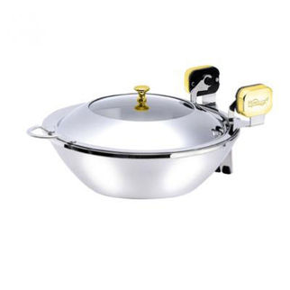 Picture of Induction Wok Server 400mm With Glass Lid
