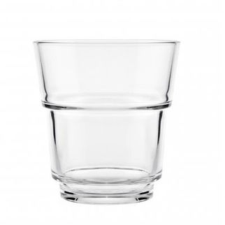 Picture of London Rocky Stack Old Fashioned Glass 280ml
