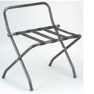 Picture of Luggage Rack Black 620x460x430mm H