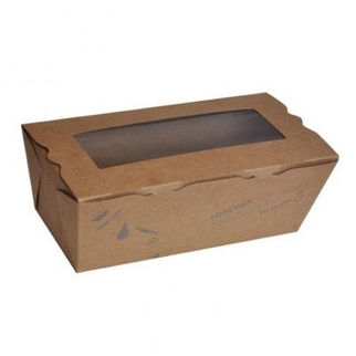 Picture of Lunch Box With Pla Window large