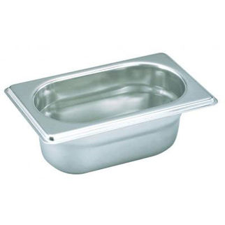 Picture of Maxipan One Ninth Gastronorm Pan 600ml