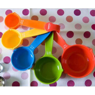 Picture of Plastic Measuring Cup Set