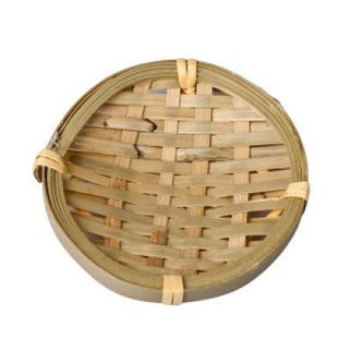 Picture of Mini Bamboo Round Basket 6pcs