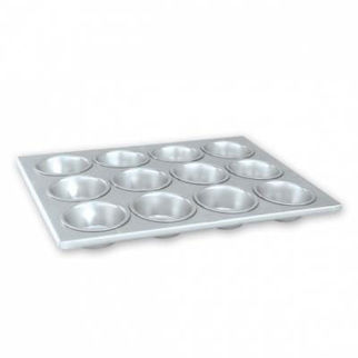 Picture of Muffin Pan Aluminium Heavy Duty 24 Cup