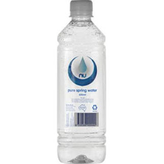 72d13ad8e4 Picture of Nu Pure 600ml Bottled Spring Water 600ml ADL
