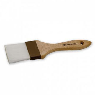 Picture of Pastry Brush High Heat Nylon Bristles Wood Handle 38mm