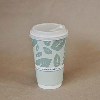 Picture of Pla Coated Dw Cup Printed 16oz 500