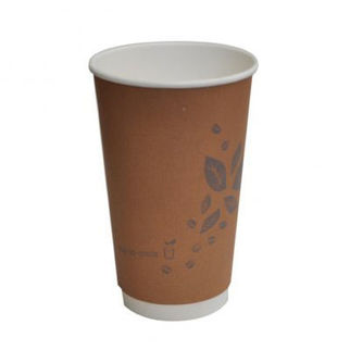 Picture of Pla Coated Grow Cup Double Wall 16oz