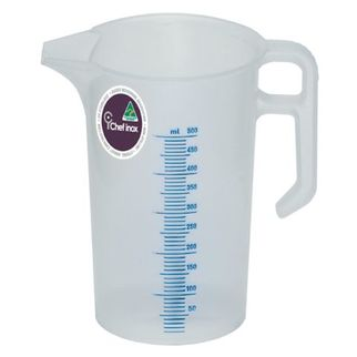 Picture of Blue Scale PP Thermo Measuring Jug 0.5L