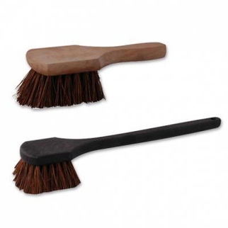 Picture of Pot Brush Black Handle 215mm