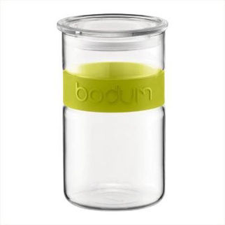 Picture of Presso Storage Jar 1000ml Lime Green
