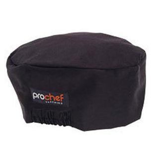 Picture of Prochef Box Hats Black - Regular