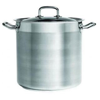 Picture of Professional Stockpot With Lid 10.75L