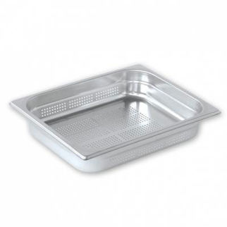 Picture of Pujadas Gastronorm Pan 1 2 Size Perforated 200mm