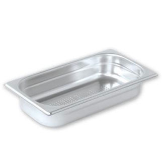 Picture of Pujadas Gastronorm Pan 1 3 Size Perforated 40mm