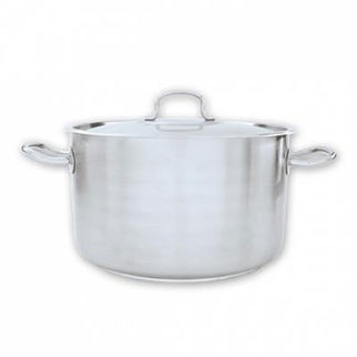 Picture of Pujadas Saucepot Stainless Steel With Cover 31.4L