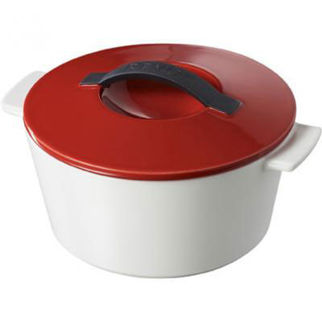 Picture of Revol Revolution Round Casserole With Lid 3400 Blue