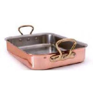 Picture of Roast Pan Copper 400x300mm Series 5300 Paderno